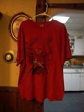 SPIDERMAN Delta Pro Weight 100% RED TShirt 2 XL