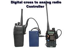 Cross Band Full Duplex Controller Motorola MOTOTRBO  to Analog Kenwood Baofeng
