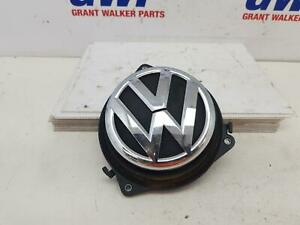 VOLKSWAGEN GOLF MK7 TAILGATE HANDLE WITH OUT REVERSE CAMERA 6R0827469DULM
