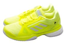 Adidas Women Tennis Stella McCartney Barricade Shoes Yellow BB5050 us 11.5 new