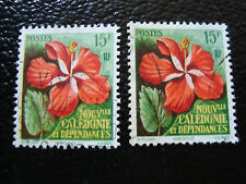 NOUVELLE CALEDONIE timbre yt n° 289 x2 obl (A4) stamp new caledonia (Z)