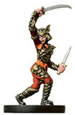 D&D Miniatures latón Samurai 15/60 u Tambores De Guerra