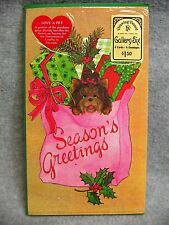 Christmas Cards (1946-1990) | eBay