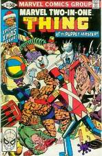 MARVEL Two-in-One # 74 (Thing + Puppet Master) (USA, 1981)