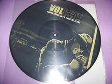 Volbeat Guitar Gangsters & Cadillac Blood Vinyl Picture Disc Lp New $21.99