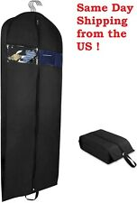 Garment travel bag with Accessories Zipper Pockets and One Zipped Shoe Bag NEW