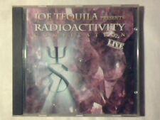Cd Radioactivity compilation CLAUDIO DIVA RARISSIMA COME NUOVA RARE LIKE NEW!!!