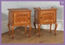 Oak Louis XVI Original 20th Century Antique Cabinets