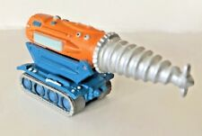 VINTAGE THUNDERBIRDS MOLE PVC COLLECTOR'S TOY JAPAN TB2 POD VEHICLE TV YUJIN NEW