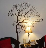 BIG TREE WALL DECAL   6FT   Deco Art Sticker Mural Part 62