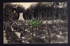 130941 AK Swietoszow Neuhammer am Queis 1918 Kriegsgefangenen Friedhof