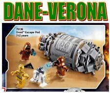 Lego-CAPSULA DI SALVATAGGIO DROID™-Droid™ Escape Pod (75136) Star Wars