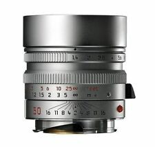 Leica Fixed/Prime Camera Lenses 50mm Focal