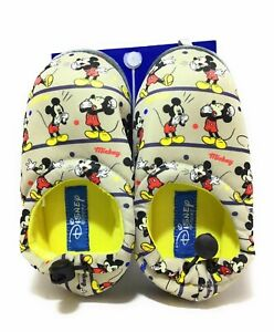 De Fonseca AOSTA K470 Grigio Chiaro Disney Topolino Pantofole Bambino