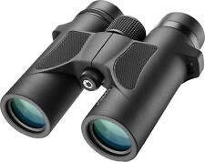 BARSKA Level HD 8 x 32mm Wp Level HD Binoculars Black