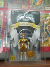 UKG 80 % ! 1995 Mighty Morphin Power Rangers Sammlung Yellow Ranger NEU OVP MOC
