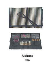 Knitpro Stofftasche, Etui, Aufbewahrung für Nadeln Ribbons 10820