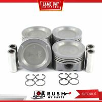 DNJ PR161.20 Oversize Piston Ring Set For 03-11 Mitsubishi Galant 3.8L SOHC 24v