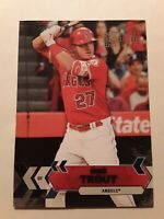 2017 Topps National Baseball Card Day MIKE TROUT #GWP-MT Los Angeles Angels