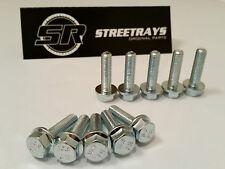 StreetRays Honda & Acura Header Exhaust Stud Delete Bolt Kit Manifold B D H F