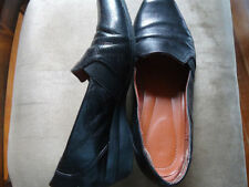 Low (3/4 in. to 1 1/2 in.) Wedge Wide (C, D, W) Solid Heels for Women