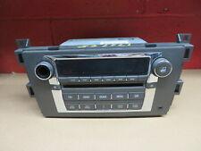 CADILLAC DTS 2008 2009 RADIO AUDIO AM FM CD FACTORY DASH UNIT OEM # 25849389