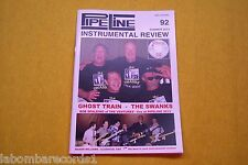 Pipeline instrumental review summer 2013  Nº92  the Swanks LIKE NEW  Ç