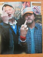 Matt Lukin signed photo coa + Proof! Eddie Vedder Mudhoney The Melvins autograph