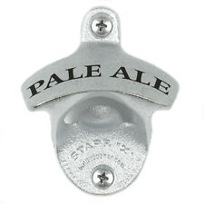 """New """"pale ale"""" Starr X wall mounted beer bottle opener bar decor"""