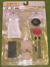 DRAGON 1/6 WORLD WAR II CARDED BRITISH PARA EQUIPMENT SET 2 71165