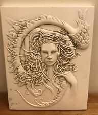 latex mould for making Large Angel Plaque