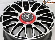4 Jantes 16'' Fiat 500 look ABARTH
