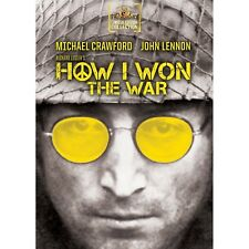 How I Won The War DVD John Lennon Michael Crawford (MOD)
