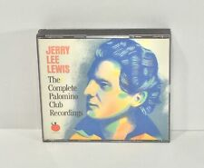 Jerry Lee Lewis The Complete Palomino Club Recordings 2 Disc Set Audio CD