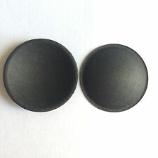 New 1 Pair / 2pcs of 40mm Paper SPEAKER DOME DUST Paper CAP Cover
