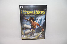 PRINCE of PERSIA Les sables du Temps Ubisoft jeu PC cd-rom