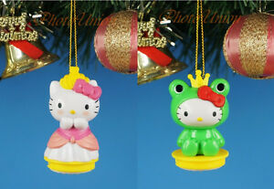 Hallo Kitty Little Princess Prince Forg Decoration Xmas Tree Ornament Decor 04AB