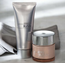 RE'VIVE FERMITIF NECK TREATMENT & HAND CREAM DUO, STRENGTHENS SKIN *IN POUCH* A+