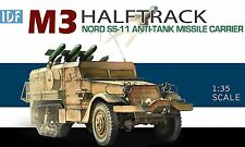 Dragon 1:35 3579: IDF M3 Halftrack Nord SS-11 Anti-Tank Missile Carrier
