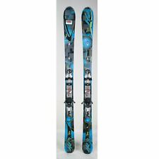USED K2 Superstitious Women Skis With Marker Bindings 146cm 153cm 160cm