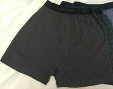 New 2 Pcs Hathaway Mens Knit Boxer short underwear COTTON/SPANDEX~ S M  L XL 2XL