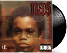 NAS Illmatic LP Vinyl 33rpm 2009