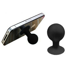 Bluechip Universal Rubber Suction Ball Stand Galaxy S6 Edge+ LG4 & iphone 6s CLR