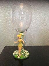 Disney Figure Wine Glass xx Fairy xx Tinkerbell Xx