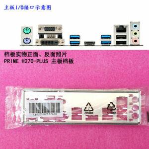 IPCS  I/O Shield  For  PRIME H270-PLUS
