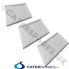 3 x Archway resistente acciaio inox Doner Kebab rete FORNELLO PROTEZIONE COVER