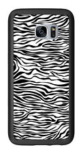 Zebra Print For Samsung Galaxy S7 Edge G935 Case Cover by Atomic Market