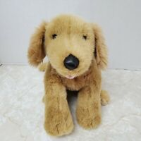 Build A Bear Golden Retriever Dog w/ Sound Plush Stuffed Animal Labrador Barking