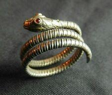 Antiker Ring, Schlange
