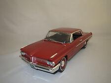 """Ertl/American Muscle  Pontiac  Catalina  """"1962""""  (braunrot-met.) 1:18  ohne Vp.!"""